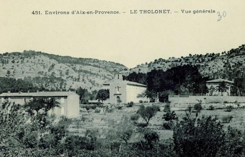 La mémoire du Tholonet