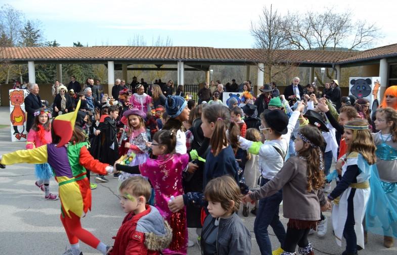 carnaval des écoles / mardi 28 mars / de 15h à 16h30