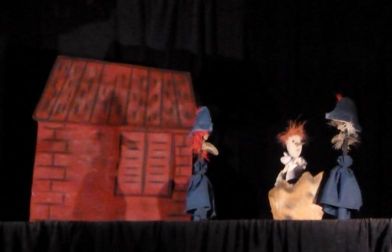2ème festival de marionnettes – samedi 30 avril…