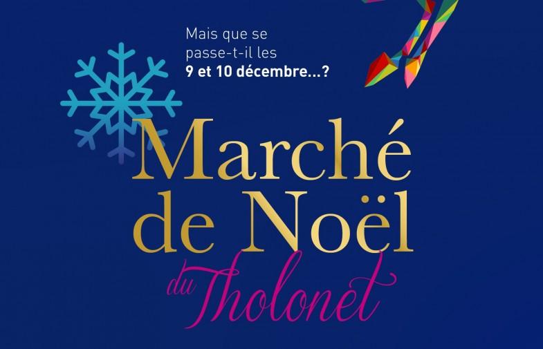 13e marché de Noël / vendredi 9 et samedi 10 décembre