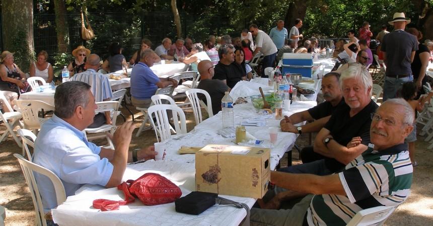 repas des chasseurs / samedi 3 juin