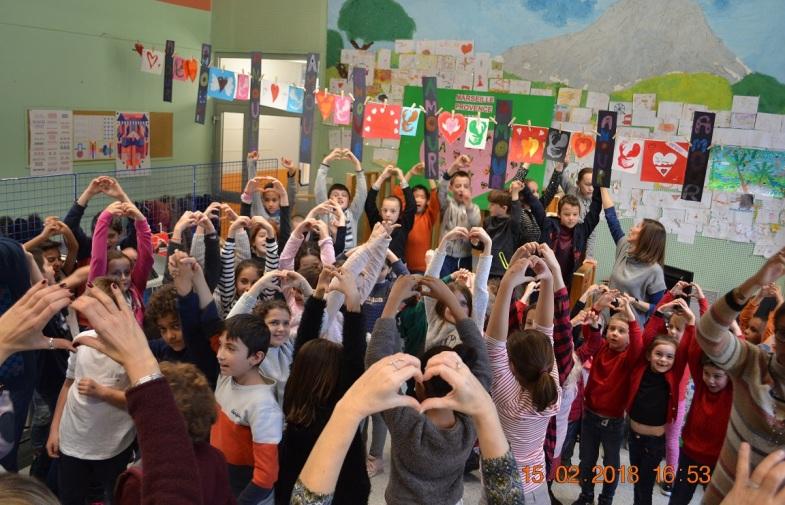 Marseille Provence 2018 Quel amour! / écoles