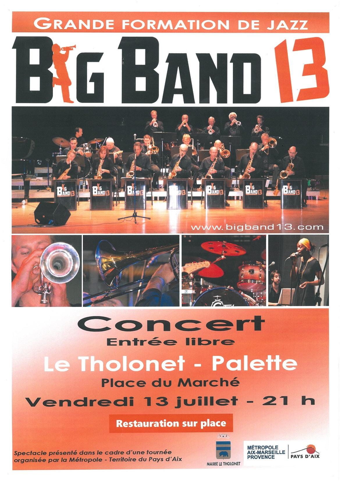 big band 13