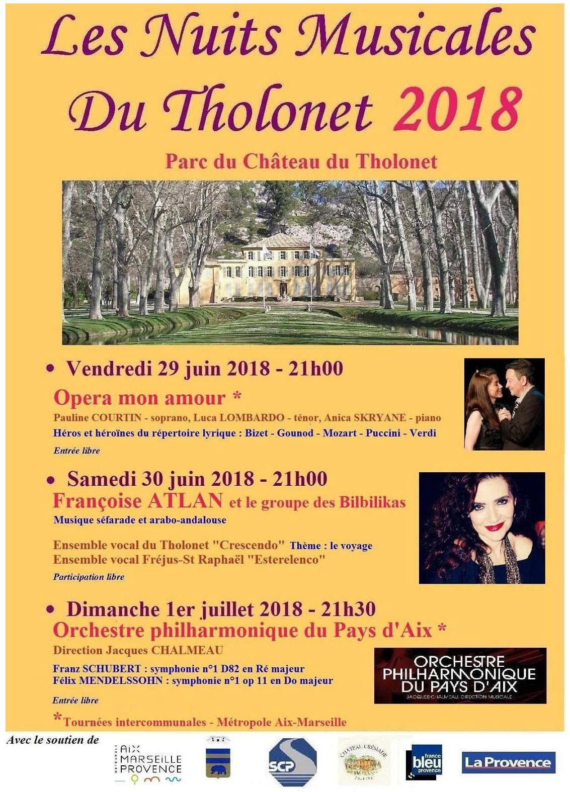 nuits musicales