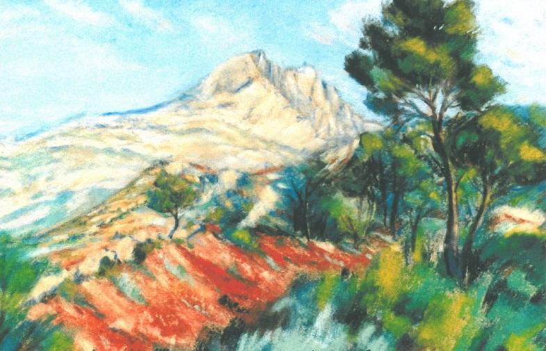 moulin Cézanne / laure willems / du 13 au 26.07