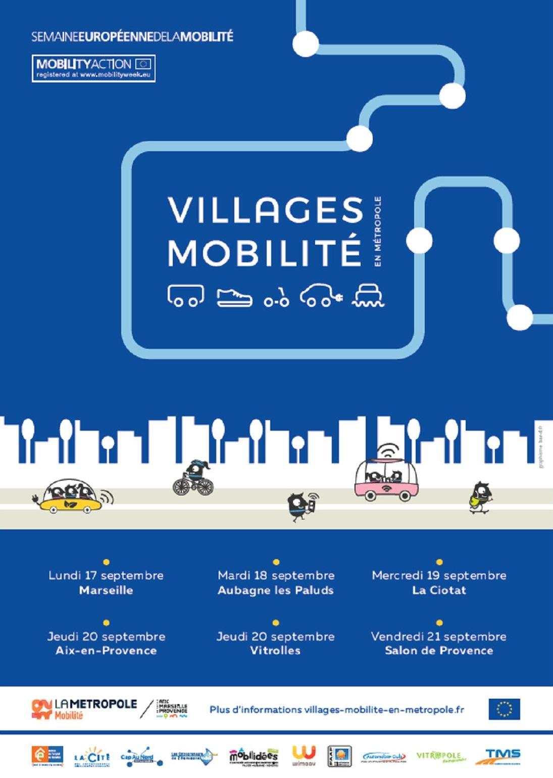 villages mobilite