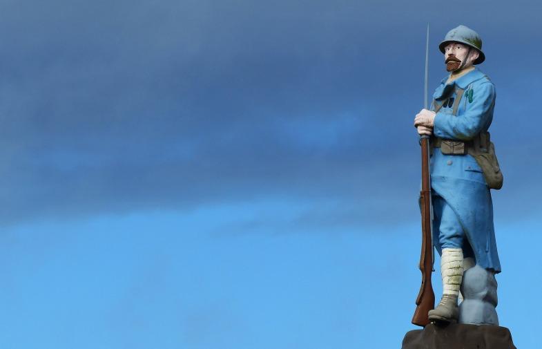 commémoration / centenaire armistice 11 novembre 1918