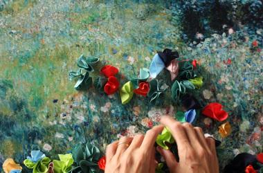 Exposition Auguste Renoir présentée par ARTESENS du 14 au 19.09