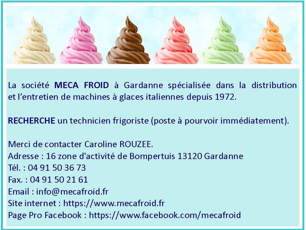 offre mecafroid