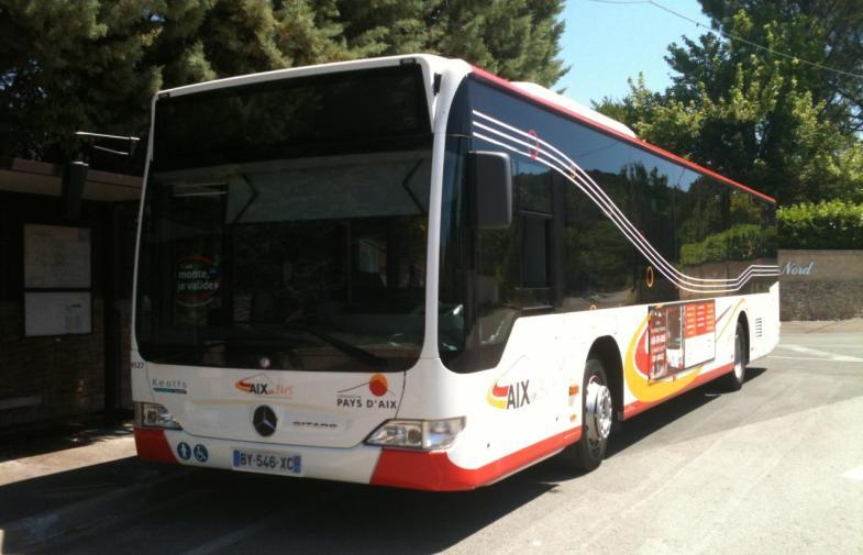 Changement des horaires de bus – ligne 13