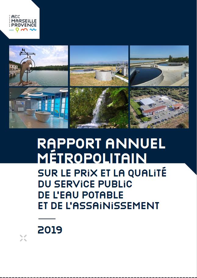 rapport annuel metropolitain eau