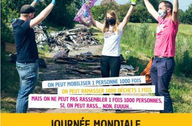 Journée village propre au Tholonet / dimanche 23 mai