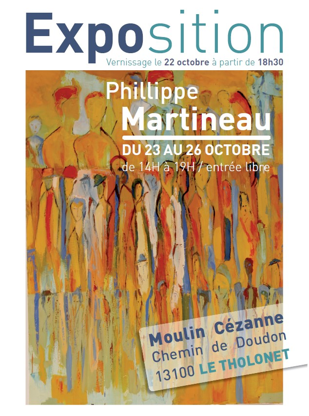 affiche martineau